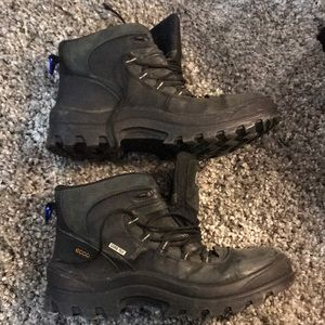 Ecco Heavy Duty Gore-Tex Winter Boots size 50